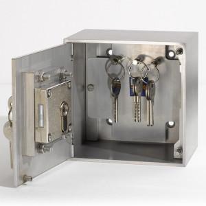 Sleutelkast Type 32 voor een halve, ronde 22 mm cilinder (30 mm)