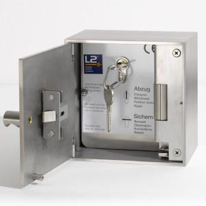 Sleutelkast (SD1) Type 33 uitvoering 12V DC of 24V DC, sleutel wordt bewaakt